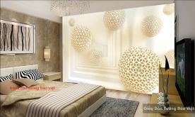 Tranh dán tường 3D đẹp 079