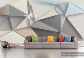 Tranh dán tường lập thể 3D-057