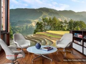 Tranh dán tường phong cảnh Việt nam m063