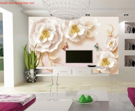 3d wall paintings fl169