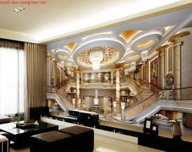 3d wall paintings fm421