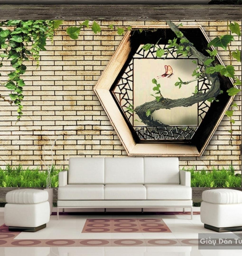 Tranh dán tường cửa sổ 14449933