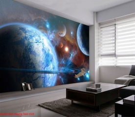Galaxy c174 wall paintings