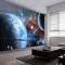 Tranh dán  tường galaxy c174