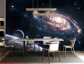 Galaxy c175 wall paintings