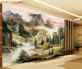 FM430 wall art paintings