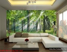 Tranh dán tường phong cảnh thiên nhiên Tr261
