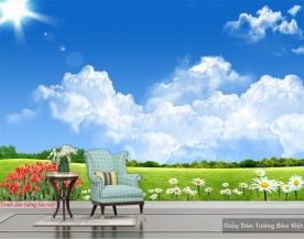 Tranh dán tường phong cảnh thiên nhiên fi092