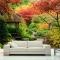 Tranh dán tường phong cảnh thiên nhiên fi121