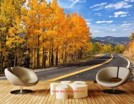 Tranh dán tường phong cảnh thiên nhiên fi140