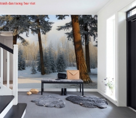 Wallpaper of natural landscapes tr288