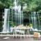 Tranh dán tường 3d thác nước v137