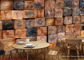 Tranh dán tường 3d trang trí v021