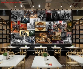Wallpaper for cafe fm396
