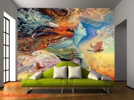 Wallpaper for cafe Fm409