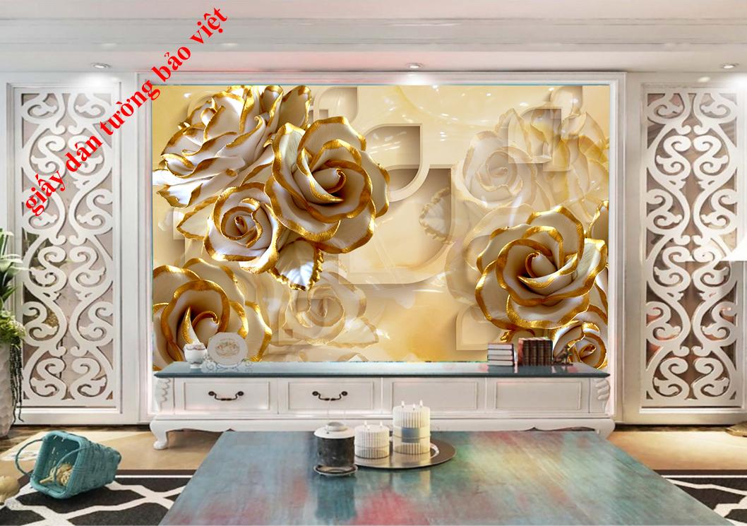 Bảng giá tranh dán tường 3d, Tranh gạch 3d đẹp tại tphcm