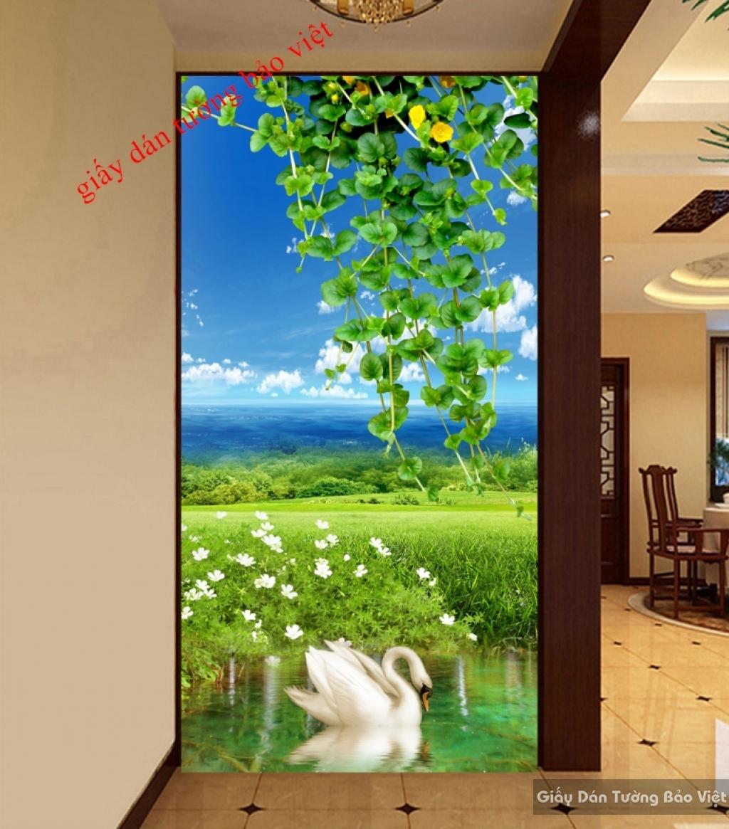 Decal dán kính đẹp giá rẻ K16570160