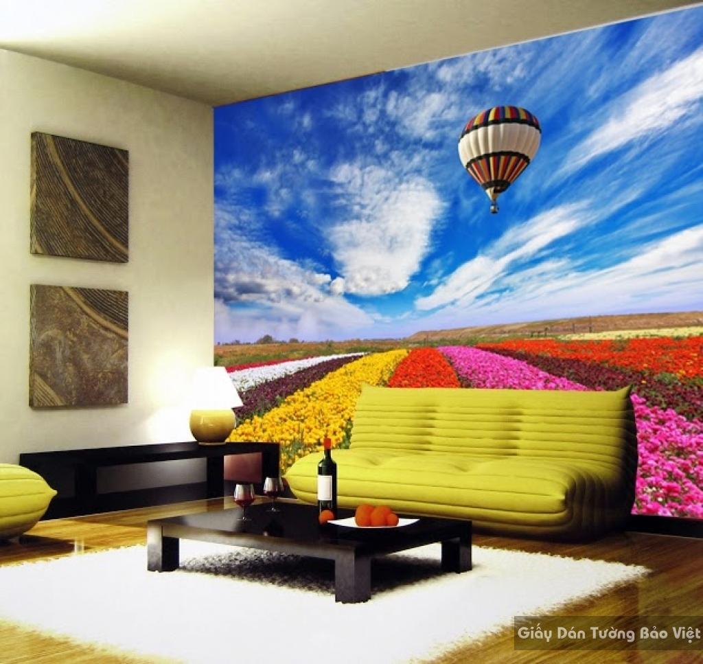 Giấy Dán Tường 3D FLLS1501-14