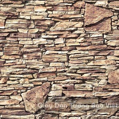 Giấy Dán Tường giả gạch đá 85046-3