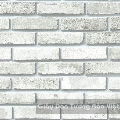 Giấy Dán Tường giả gạch đá 85051-1