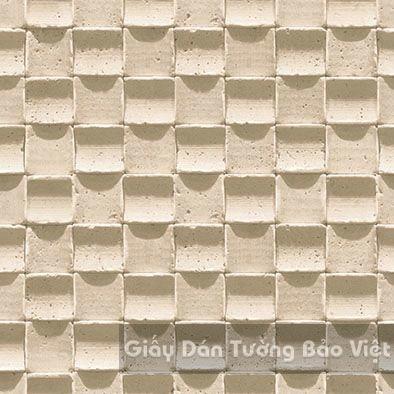 Giấy Dán Tường giả gạch đá 85052-2