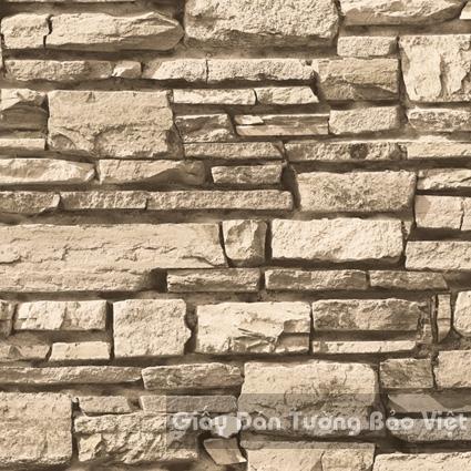 Giấy Dán Tường Giả Đá 53108-1