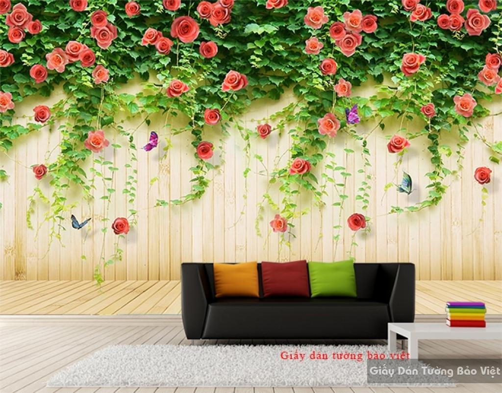 Giấy dán tường 3D-064