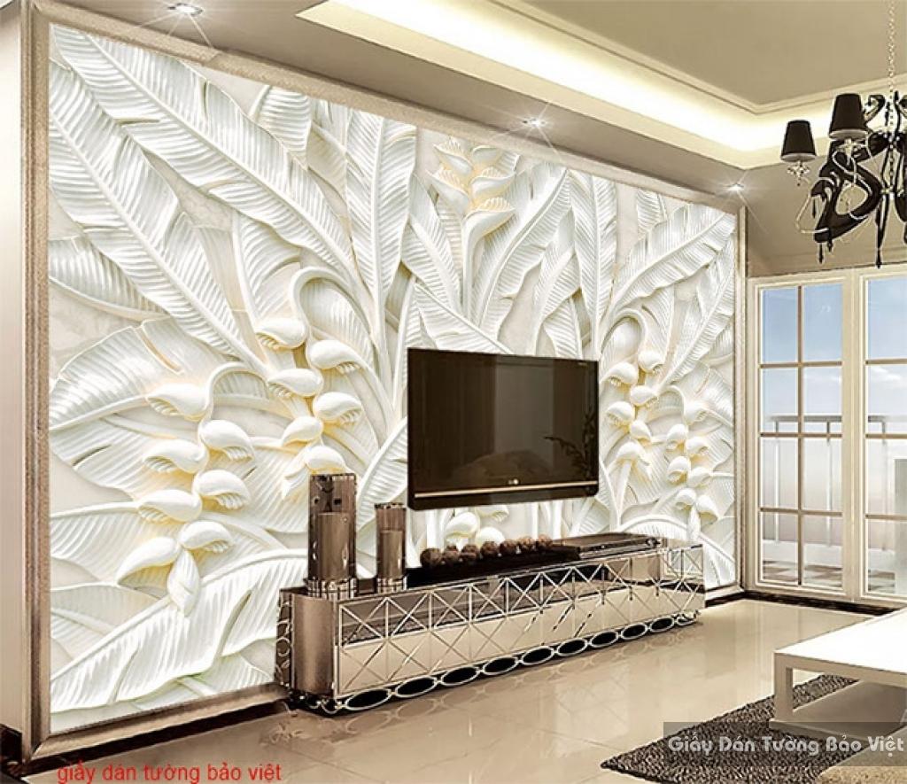 Giấy dán tường 3D-075