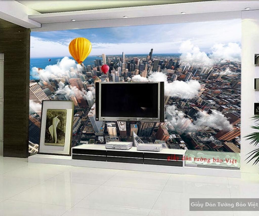 Giấy dán tường 3D Fm229