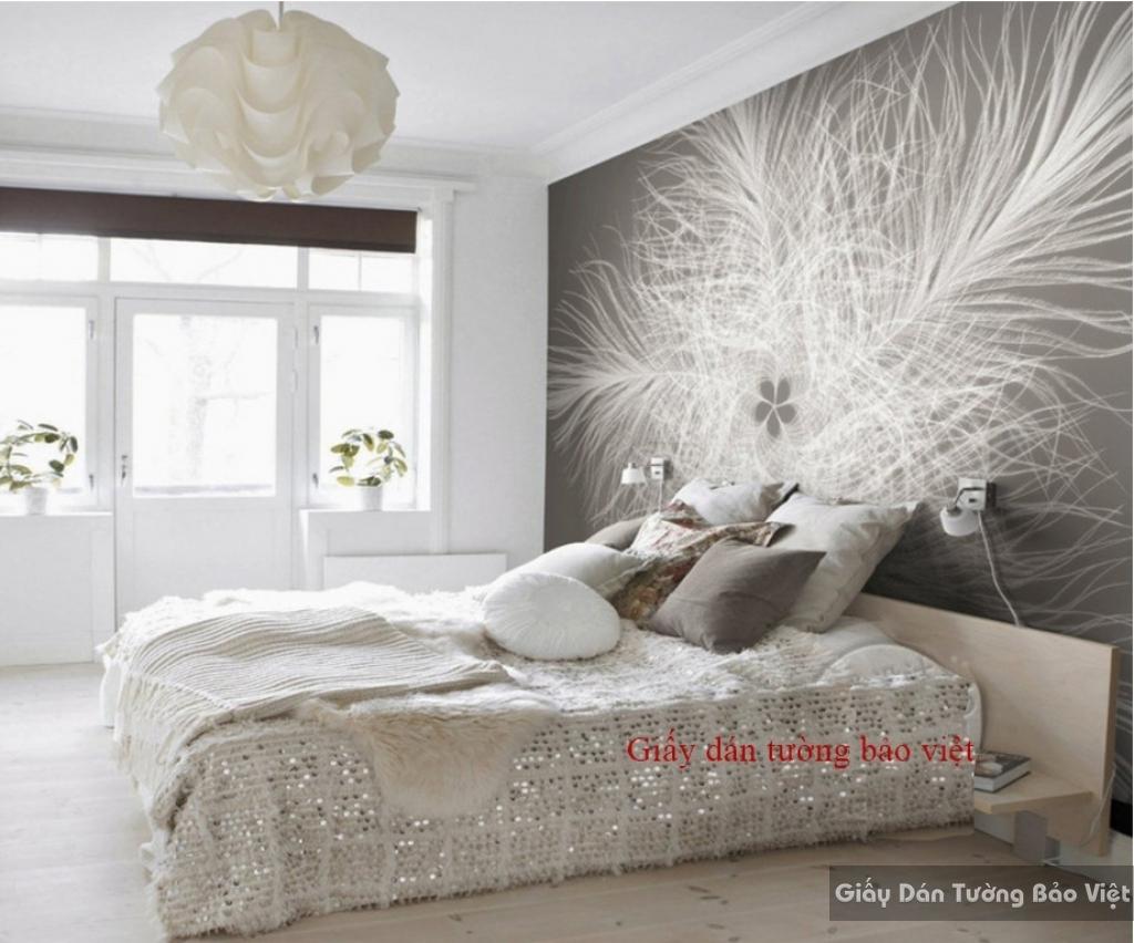 Giấy dán tường cho phòng ngủ K13797671