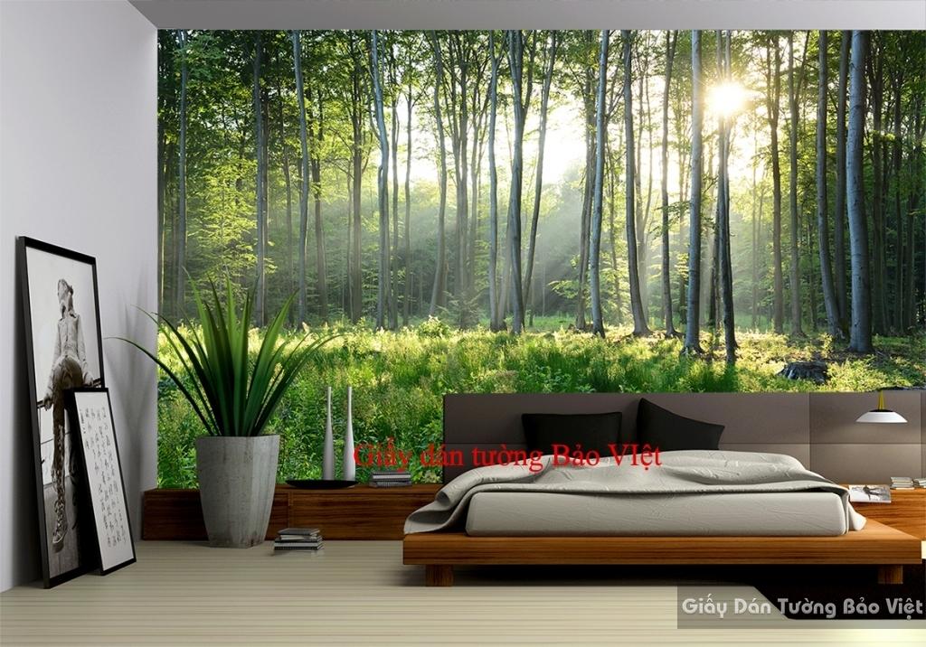 Giấy dán tường cho phòng ngủ Tr183