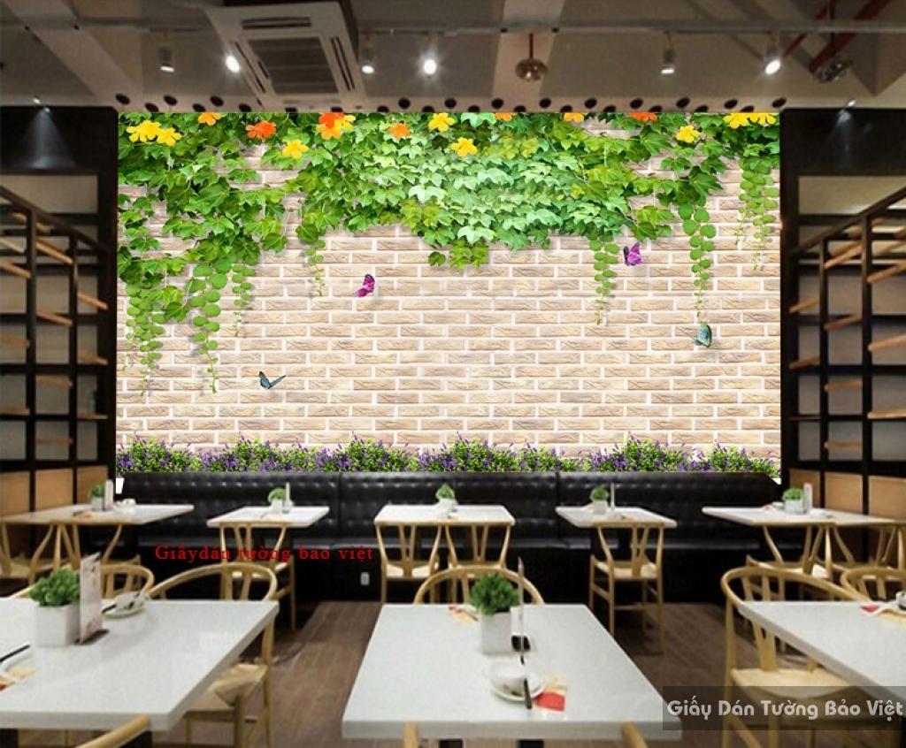Giấy dán tường đẹp H140
