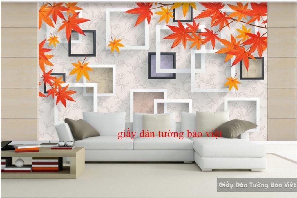 Giấy dán tường đẹp K14013856