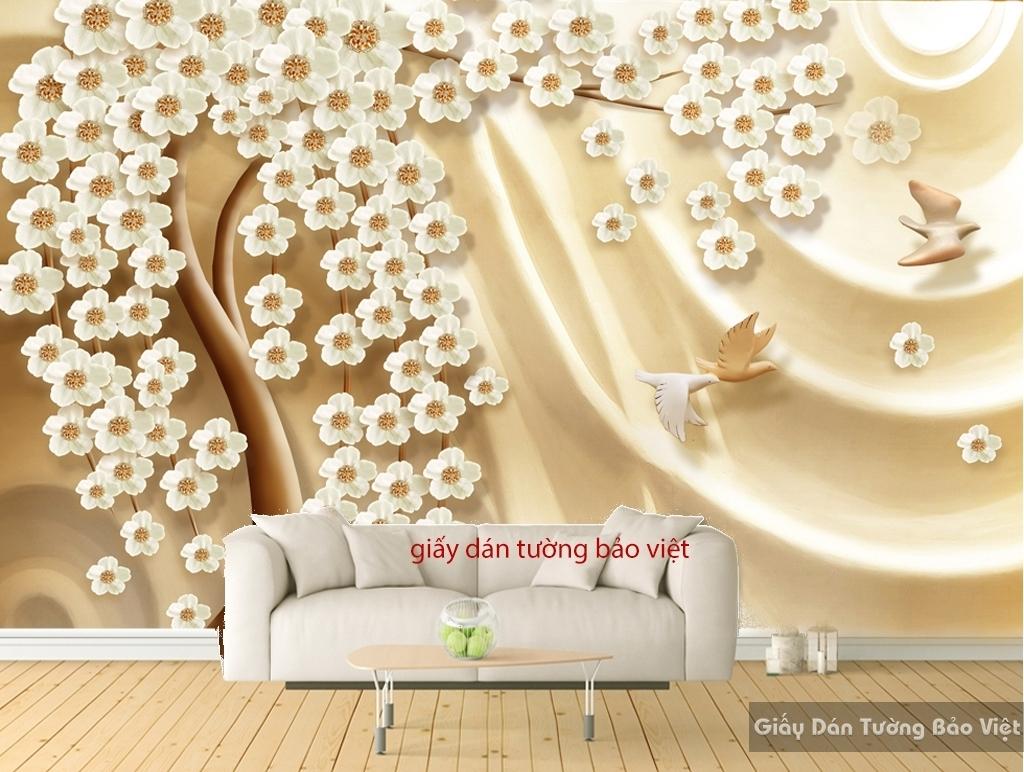Giấy dán tường đẹp K16644540