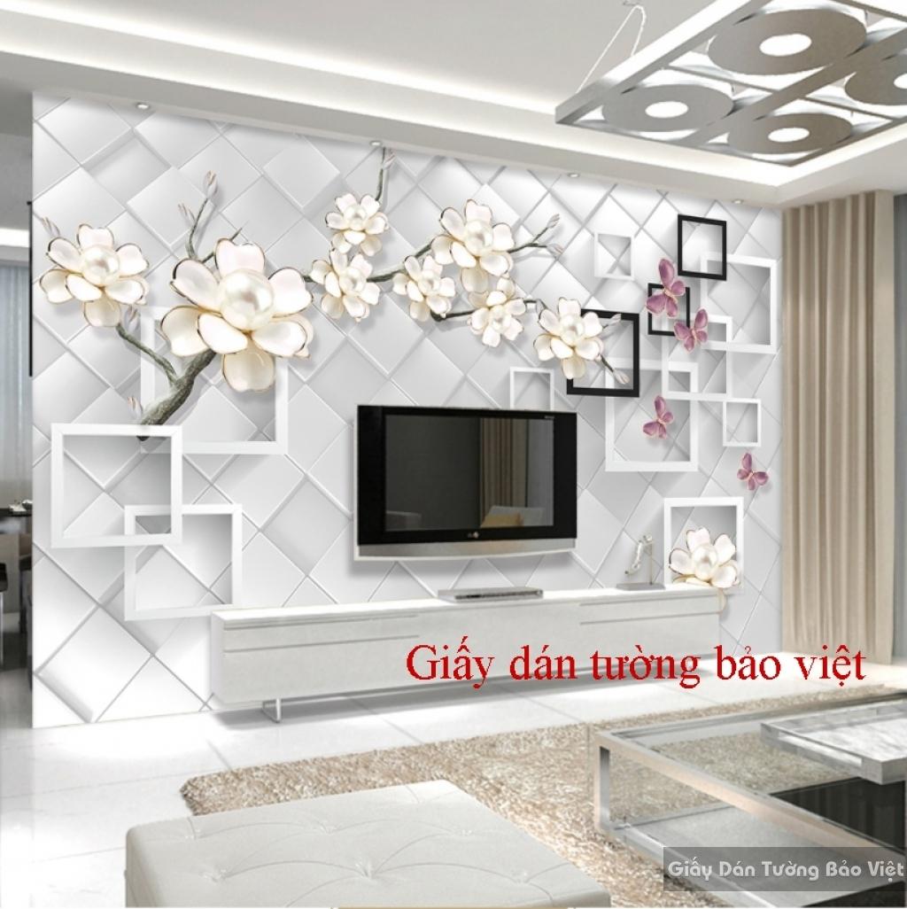 Giấy dán tường đẹp giá rẻ 3D-029