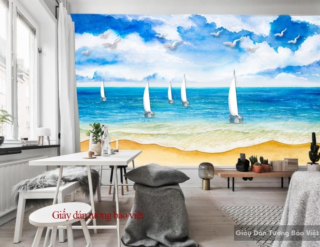 Giấy dán tường đẹp giá rẻ Fm183