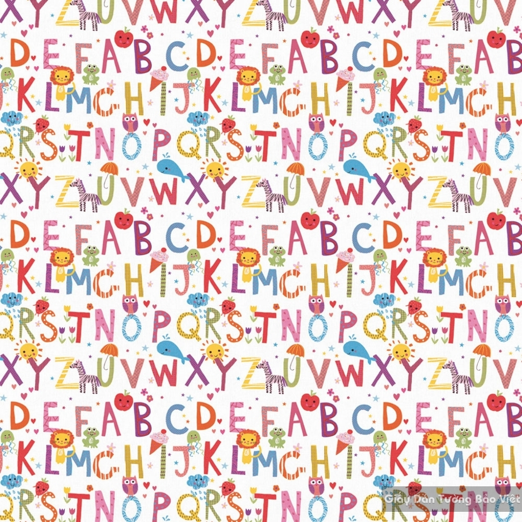 Giấy dán tường hàn quốc Symphony GK001-1