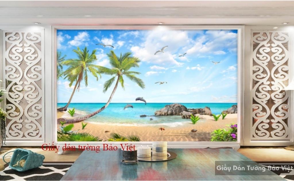 Giấy dán tường phong cảnh S114