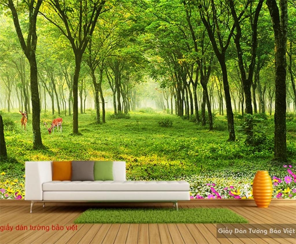 Giấy dán tường phong cảnh Tr216