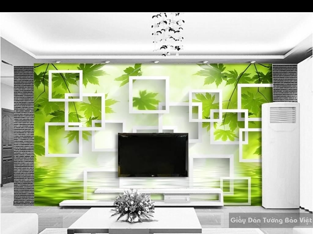 Giấy dán tường phòng khách 15526057