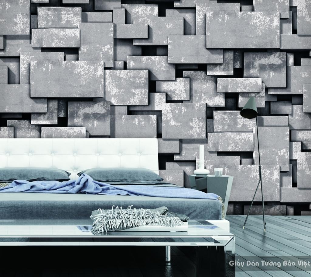 Giấy dán tường phòng khách 9903-3