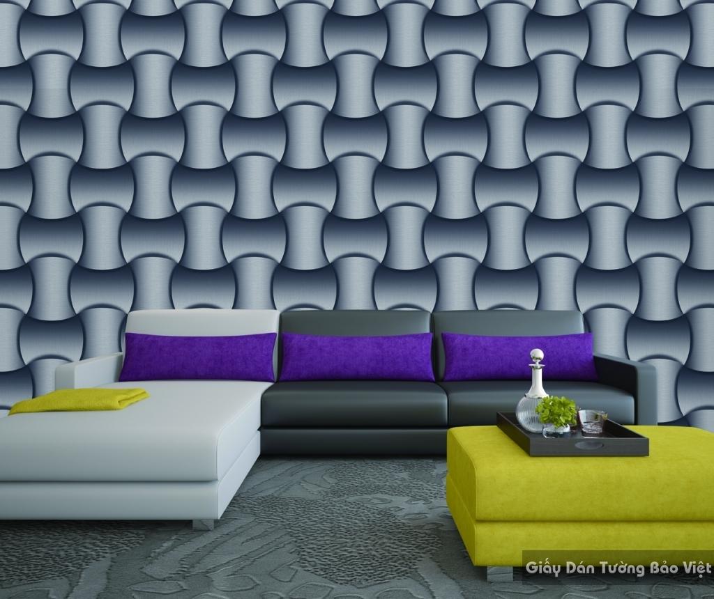 Giấy dán tường phòng khách 9915-4