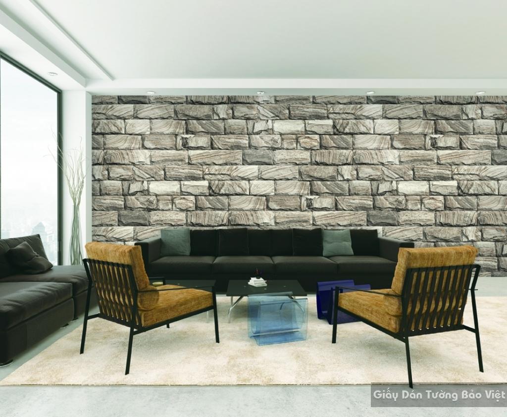 Giấy dán tường phòng khách 9919-2