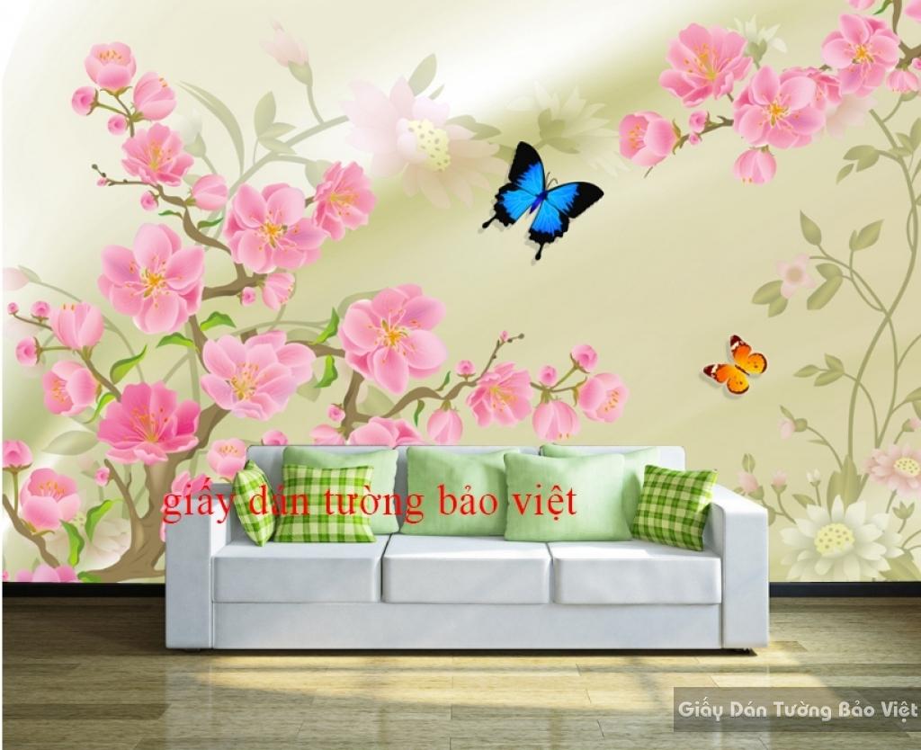 Giấy dán tường phòng ngủ K15502170