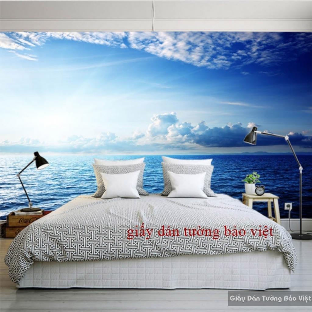 Giấy dán tường phòng ngủ S073