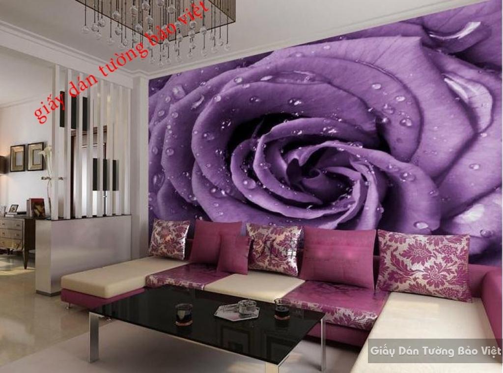 Giấy dán tường phòng ngủ đẹp H079