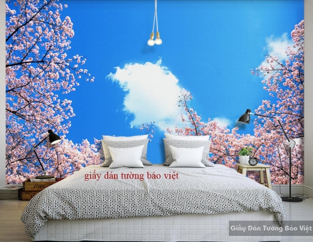 Giấy dán tường phòng ngủ đẹp H088