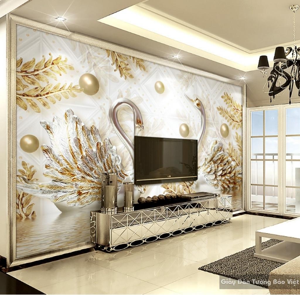 Giấy dán tường phòng ngủ k15718678
