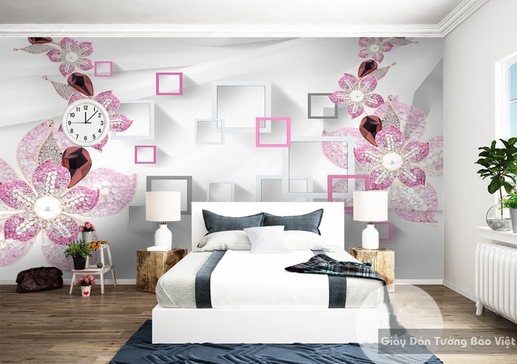 Giấy dán tường phòng ngủ k15722216