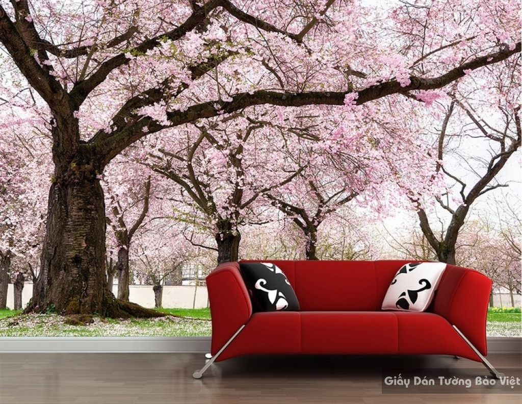 Giấy dán tường phòng ngủ s130285511